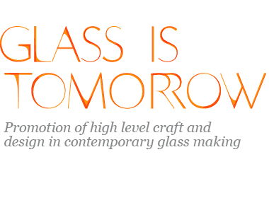 2013 Glass is tomorrow, workshop, Novy Bor CZE